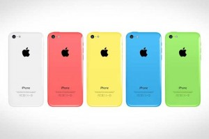 warna-warna iPhone 5c