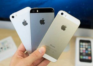 Warna-warna iPhone 5s