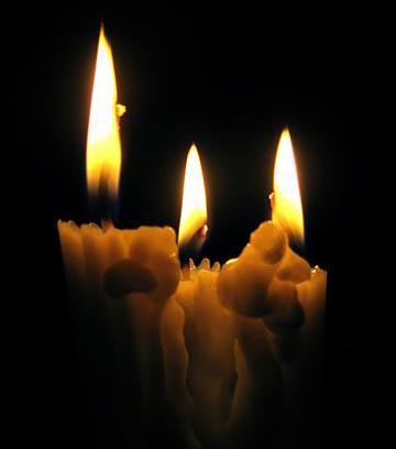 cahaya lilin